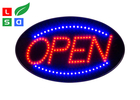 RGB Color Chasing Outdoor LED Light Box Excellent Visiblity For Fast Food Shop